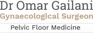 Dr Omar Gailani Logo