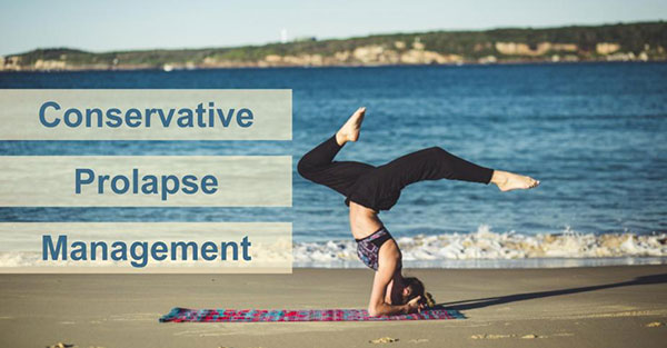 Conservative Management of Prolapse