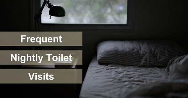 Frequent Night Visits to Toilet
